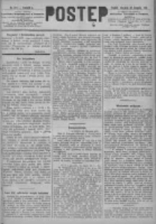 Postęp 1891.11.29 R.2 Nr274