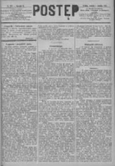 Postęp 1891.12.01 R.2 Nr275