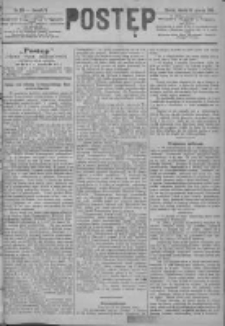 Postęp 1891.12.15 R.2 Nr286