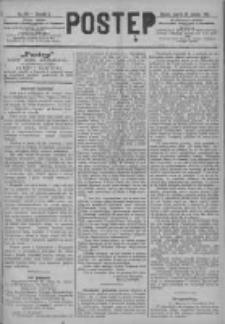 Postęp 1891.12.29 R.2 Nr296