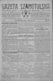 Gazeta Szamotulska: niezależne pismo narodowe, społeczne i polityczne 1932.01.16 R.11 Nr5