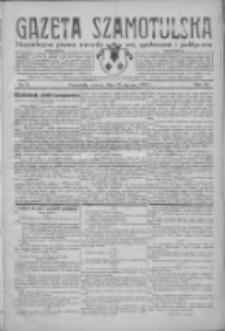 Gazeta Szamotulska: niezależne pismo narodowe, społeczne i polityczne 1932.01.19 R.11 Nr6