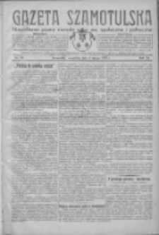Gazeta Szamotulska: niezależne pismo narodowe, społeczne i polityczne 1932.02.04 R.11 Nr13
