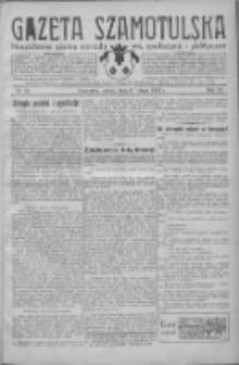 Gazeta Szamotulska: niezależne pismo narodowe, społeczne i polityczne 1932.02.20 R.11 Nr20