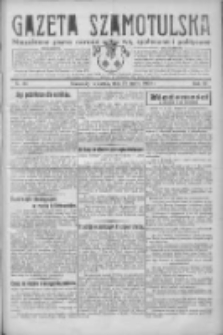 Gazeta Szamotulska: niezależne pismo narodowe, społeczne i polityczne 1932.03.31 R.11 Nr36