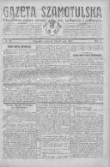 Gazeta Szamotulska: niezależne pismo narodowe, społeczne i polityczne 1932.05.19 R.11 Nr56