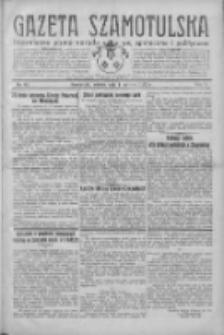 Gazeta Szamotulska: niezależne pismo narodowe, społeczne i polityczne 1932.06.04 R.11 Nr63