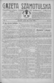 Gazeta Szamotulska: niezależne pismo narodowe, społeczne i polityczne 1932.07.02 R.11 Nr74