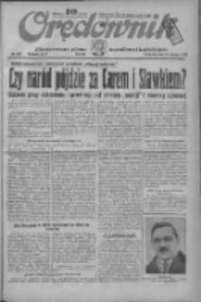 Orędownik: ilustrowane pismo narodowe i katolickie 1935.06.27 R.65 Nr146