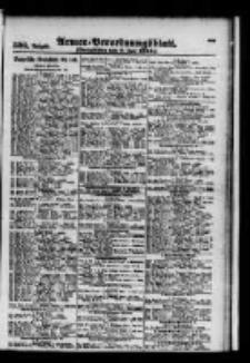 Armee-Verordnungsblatt. Verlustlisten 1915.06.08 Ausgabe 526