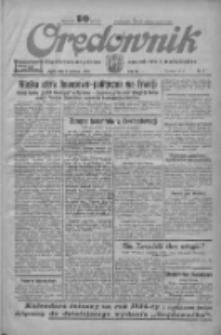 Orędownik: ilustrowane pismo narodowe i katolickie 1934.01.05 R.64 Nr3