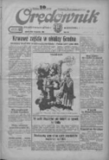 Orędownik: ilustrowane pismo narodowe i katolickie 1934.01.06 R.64 Nr4