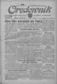 Orędownik: ilustrowane pismo narodowe i katolickie 1934.01.09 R.64 Nr5