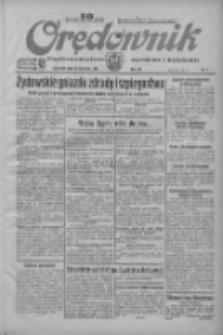 Orędownik: ilustrowane pismo narodowe i katolickie 1934.01.11 R.64 Nr7