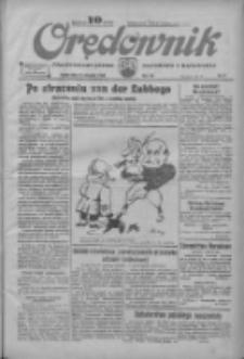 Orędownik: ilustrowane pismo narodowe i katolickie 1934.01.12 R.64 Nr8