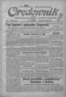 Orędownik: ilustrowane pismo narodowe i katolickie 1934.01.16 R.64 Nr11