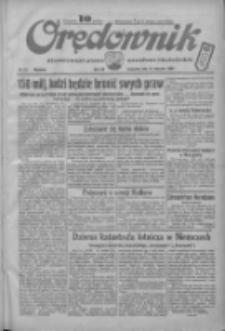 Orędownik: ilustrowane pismo narodowe i katolickie 1934.01.18 R.64 Nr13