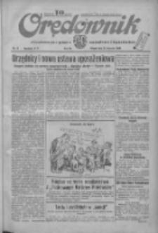 Orędownik: ilustrowane pismo narodowe i katolickie 1934.01.23 R.64 Nr17