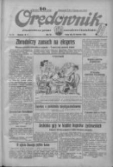 Orędownik: ilustrowane pismo narodowe i katolickie 1934.01.24 R.64 Nr18