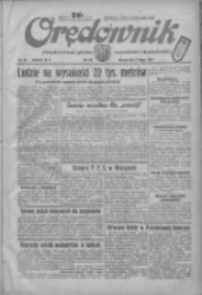 Orędownik: ilustrowane pismo narodowe i katolickie 1934.02.06 R.64 Nr28