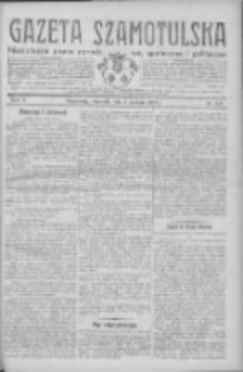 Gazeta Szamotulska: niezależne pismo narodowe, społeczne i polityczne 1932.12.01 R.11 Nr138
