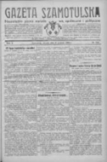 Gazeta Szamotulska: niezależne pismo narodowe, społeczne i polityczne 1932.12.06 R.11 Nr140