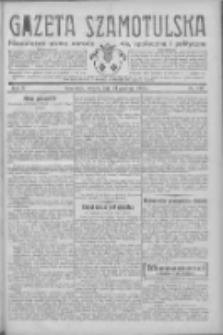 Gazeta Szamotulska: niezależne pismo narodowe, społeczne i polityczne 1932.12.13 R.11 Nr143