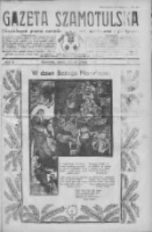 Gazeta Szamotulska: niezależne pismo narodowe, społeczne i polityczne 1932.12.24 R.11 Nr148