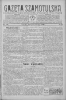 Gazeta Szamotulska: niezależne pismo narodowe, społeczne i polityczne 1936.02.22 R.15 Nr21