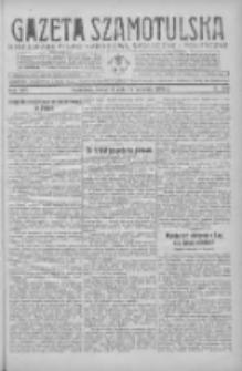 Gazeta Szamotulska: niezależne pismo narodowe, społeczne i polityczne 1936.09.24 R.15 Nr110
