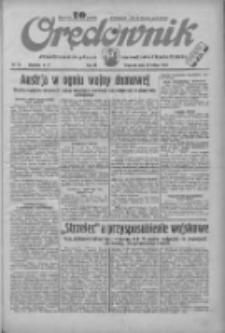 Orędownik: ilustrowane pismo narodowe i katolickie 1934.02.15 R.64 Nr36