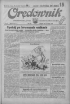 Orędownik: ilustrowane pismo narodowe i katolickie 1934.02.18 R.64 Nr39