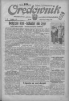 Orędownik: ilustrowane pismo narodowe i katolickie 1934.02.20 R.64 Nr40