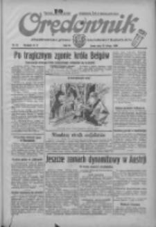 Orędownik: ilustrowane pismo narodowe i katolickie 1934.02.21 R.64 Nr41