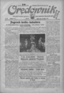Orędownik: ilustrowane pismo narodowe i katolickie 1934.02.24 R.64 Nr44
