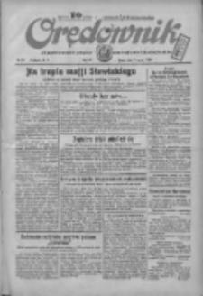 Orędownik: ilustrowane pismo narodowe i katolickie 1934.03.07 R.64 Nr53
