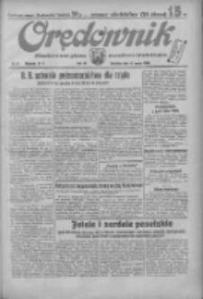 Orędownik: ilustrowane pismo narodowe i katolickie 1934.03.11 R.64 Nr57