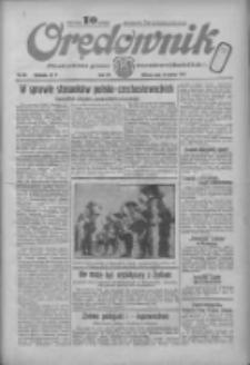 Orędownik: ilustrowane pismo narodowe i katolickie 1934.03.13 R.64 Nr58