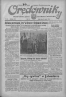 Orędownik: ilustrowane pismo narodowe i katolickie 1934.03.16 R.64 Nr61