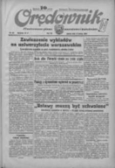 Orędownik: ilustrowane pismo narodowe i katolickie 1934.03.18 R.64 Nr63