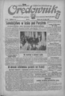 Orędownik: ilustrowane pismo narodowe i katolickie 1934.03.20 R.64 Nr64