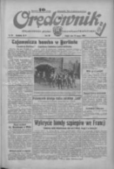 Orędownik: ilustrowane pismo narodowe i katolickie 1934.03.23 R.64 Nr66