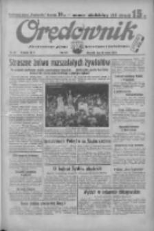 Orędownik: ilustrowane pismo narodowe i katolickie 1934.03.25 R.64 Nr68