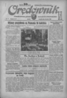 Orędownik: ilustrowane pismo narodowe i katolickie 1934.03.29 R.64 Nr71