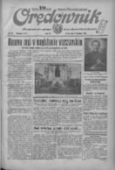 Orędownik: ilustrowane pismo narodowe i katolickie 1934.04.05 R.64 Nr75