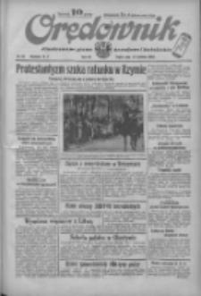 Orędownik: ilustrowane pismo narodowe i katolickie 1934.04.13 R.64 Nr83