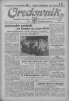 Orędownik: ilustrowane pismo narodowe i katolickie 1934.04.15 R.64 Nr85