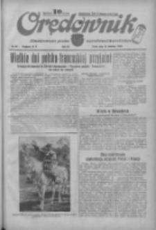 Orędownik: ilustrowane pismo narodowe i katolickie 1934.04.25 R.64 Nr93