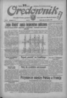 Orędownik: ilustrowane pismo narodowe i katolickie 1934.04.28 R.64 Nr96