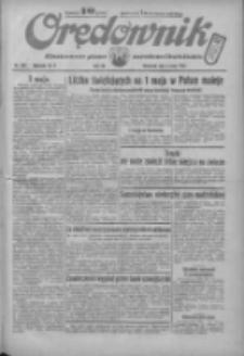 Orędownik: ilustrowane pismo narodowe i katolickie 1934.05.03 R.64 Nr100